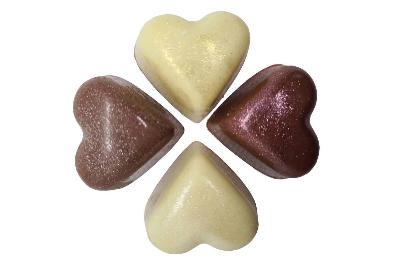 Pralinka czekoladowa Serce